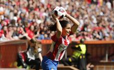 Las mejores jugadas del Gijón FF 1-7 Sporting