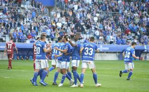 El Real Oviedo se dispara al pie