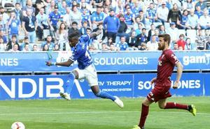 Las mejores imágenes del Real Oviedo 3-3 Córdoba
