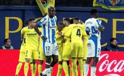 El Villarreal roza la permanencia