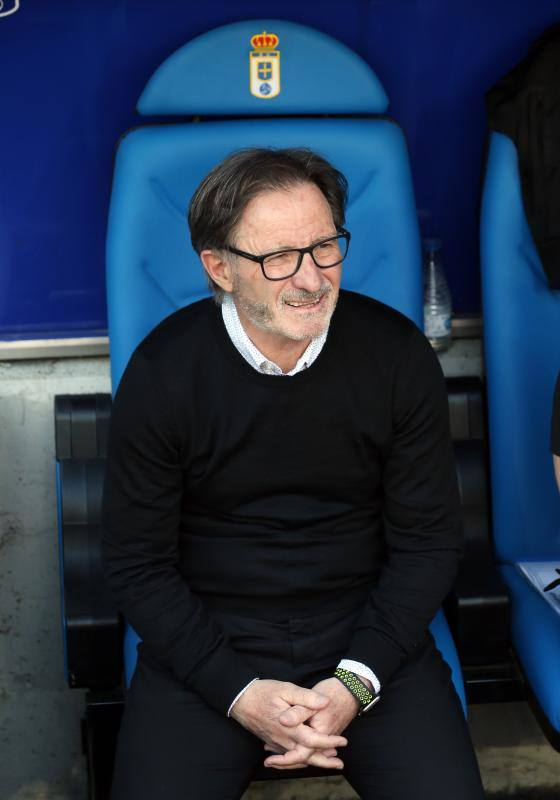 Anquela deja el banquillo del Real Oviedo