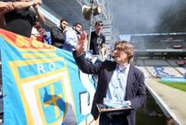 Sergio Egea será el sustituto de Anquela