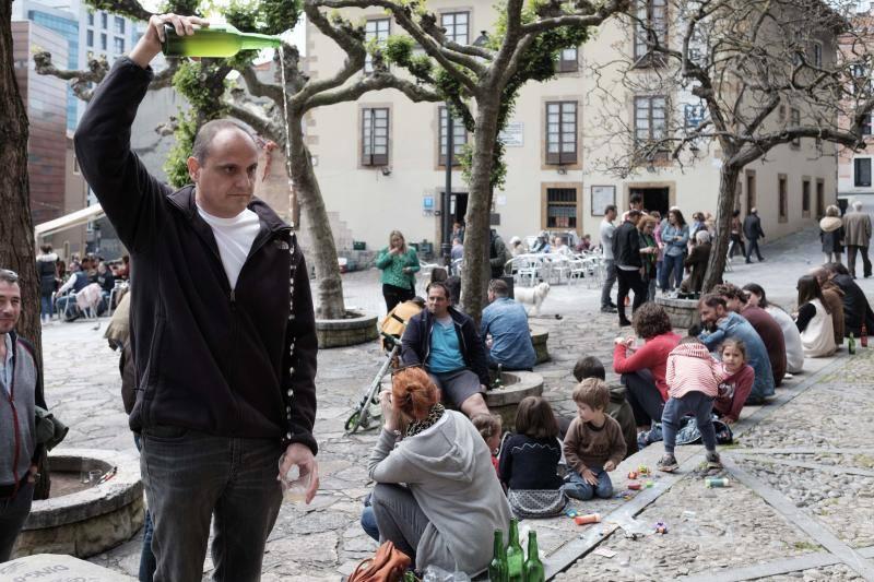 Asturias cierra la Semana Santa con récord turístico