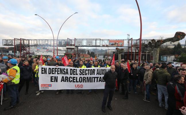 Los sindicatos aspiran a paralizar las plantas de Arcelor en la segunda huelga de la era Mittal
