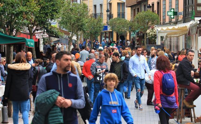 El turismo asturiano cierra «la mejor Semana Santa de la década»