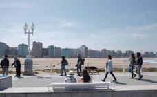 Asturias se despide del sol y del calor para recibir tormentas y granizo