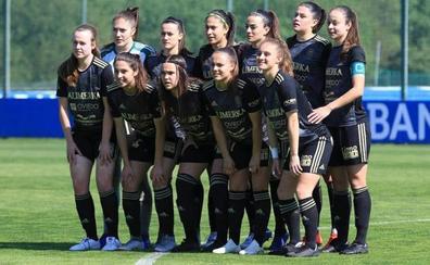 El Real Oviedo claudica de nuevo ante el campeón