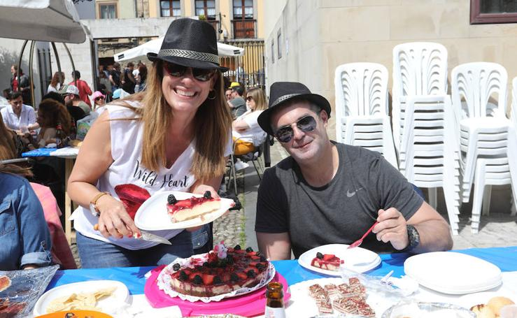 ¿Estuviste en la Comida en la Calle en Avilés? ¡Búscate en las fotos! (III)