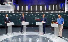 El debate electoral de RTVE, muy presente en redes sociales