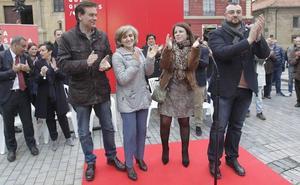 Francisco Blanco pide el voto al PSOE «sin intermediarios» para que «la extrema derecha no entre al Gobierno»