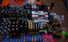 La Policía detiene a dos hombres por hurto a gran escala en supermercados de Oviedo