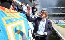 Anquela deja el baquillo del Real Oviedo y vuelve Sergio Egea