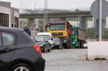 La huelga en Arcelor paraliza las plantas asturianas