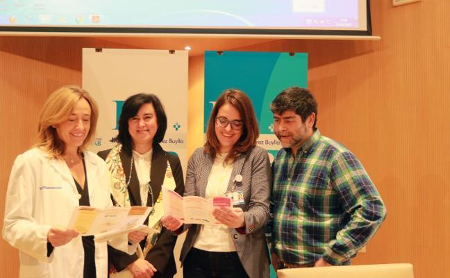 El Álvarez-Buylla estrena la primera consulta virtual sobre vacunas del país