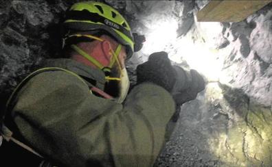 «Técnicamente, el rescate en Totalán no ha sido el más difícil» dice el director Brigada de Salvamento Minero
