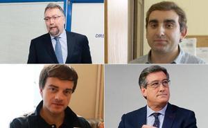 Candidatos asturianos al Congreso de los Diputados debaten en Canal 10