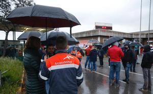 Más de 5.000 trabajadores de Arcelor en Asturias están llamados hoy a la huelga