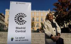 La pegatina de la DGT ya es obligatoria en Madrid: ¿cómo conseguirla?