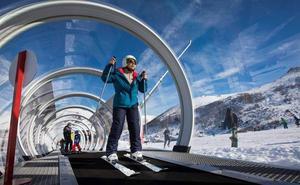 Las estaciones de esquí asturianas recaudan 1,3 millones en fortfaits