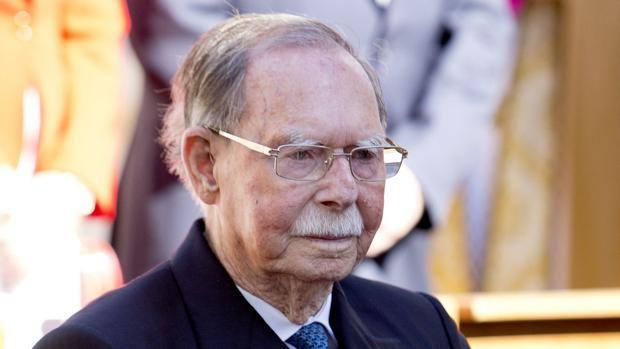 Muere el gran duque Juan de Luxemburgo a los 98 años