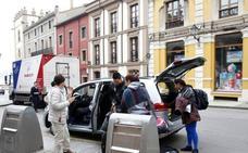 Los alojamientos de uso turístico se disparan en Gijón y los de estudiantes, en Oviedo