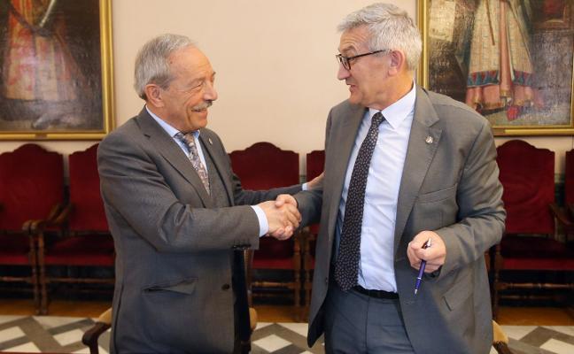 Ayuntamiento y Universidad refuerzan su colaboración