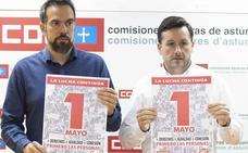 «Sobran los motivos para conseguir una movilización masiva el Primero de Mayo»