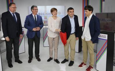 En directo: el debate de candidatos asturianos al Congreso