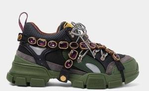 45.000 euros por unas zapatillas deportivas y feas