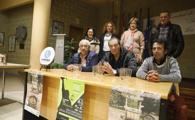 La XXIII Jornada de la Sidra Natural reunirá a ocho lagareros en La Felguera