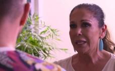 Isabel Pantoja se derrumba en Honduras