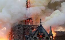 La primera alerta de Notre Dame falló por un error humano