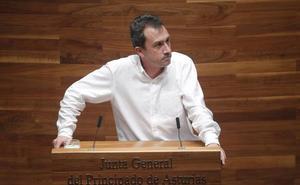 Zapico considera «una burla sin precedentes» que no se apruebe el estatuto de las electrointensivas