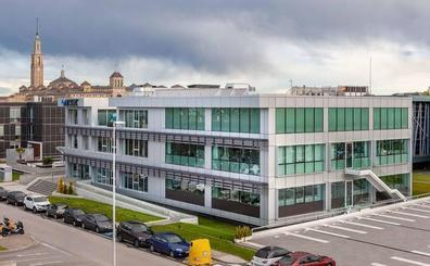 TSK estrena su nuevo centro de ingeniería en Gijón