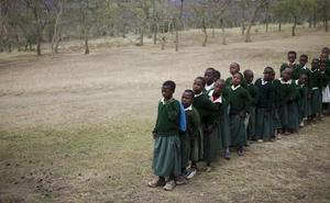 Los casos de sarampión se disparan en todo el mundo porque más de 20 millones de niños no han recibido la vacuna