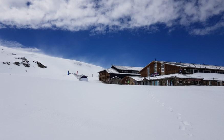 Dónde esquiar el mejor fin de temporada en España