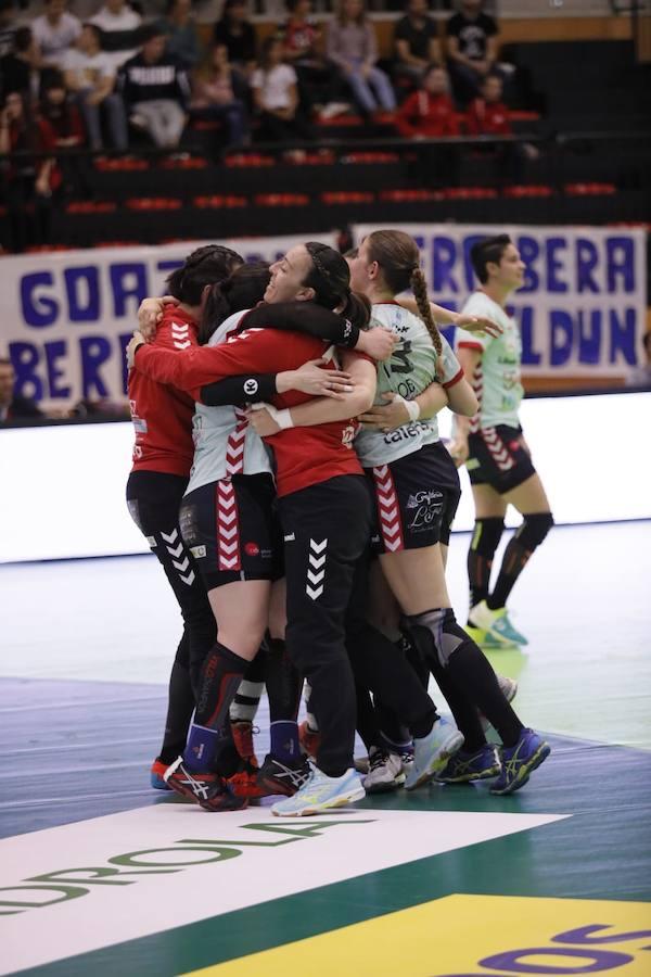 El Liberbank Gijón, a semifinales de la Copa de la Reina