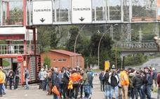 Arcelor y sindicatos se reúnen hoy para intentar frenar nuevas huelgas