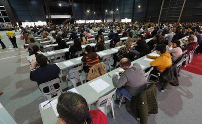 Nuevas oposiciones sanitarias: 9.868 personas para 799 plazas de auxiliar de enfermería