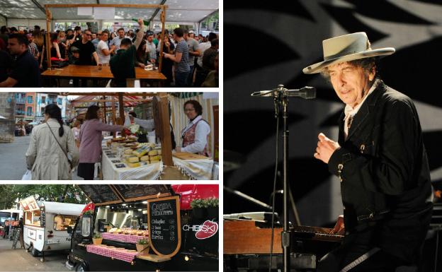 Un fin de semana con Bob Dylan como meta en Asturias