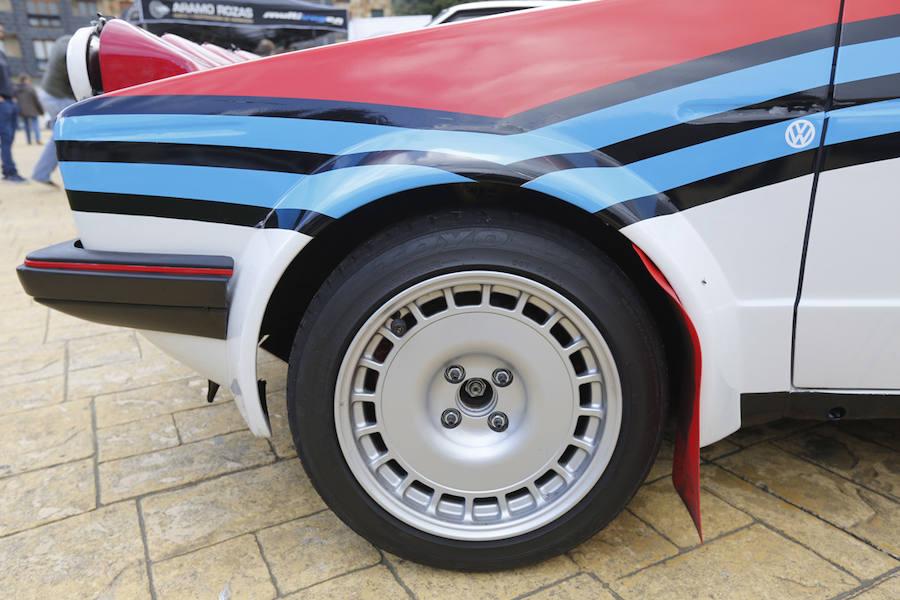 Feria de coches clásicos y de ocasión en Villaviciosa