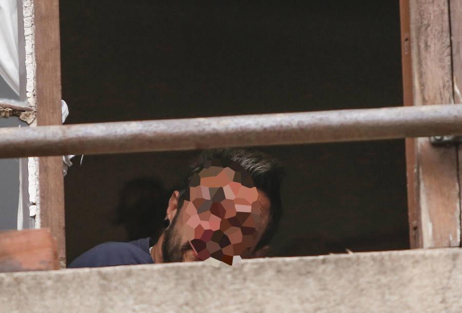 Una violenta pelea en Gijón termina con tres detenidos
