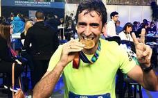 La impresionante marca de Raúl en la Maratón de Madrid