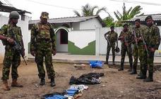 Al menos 15 muertos en una operación contra los terroristas islamistas en Sri Lanka