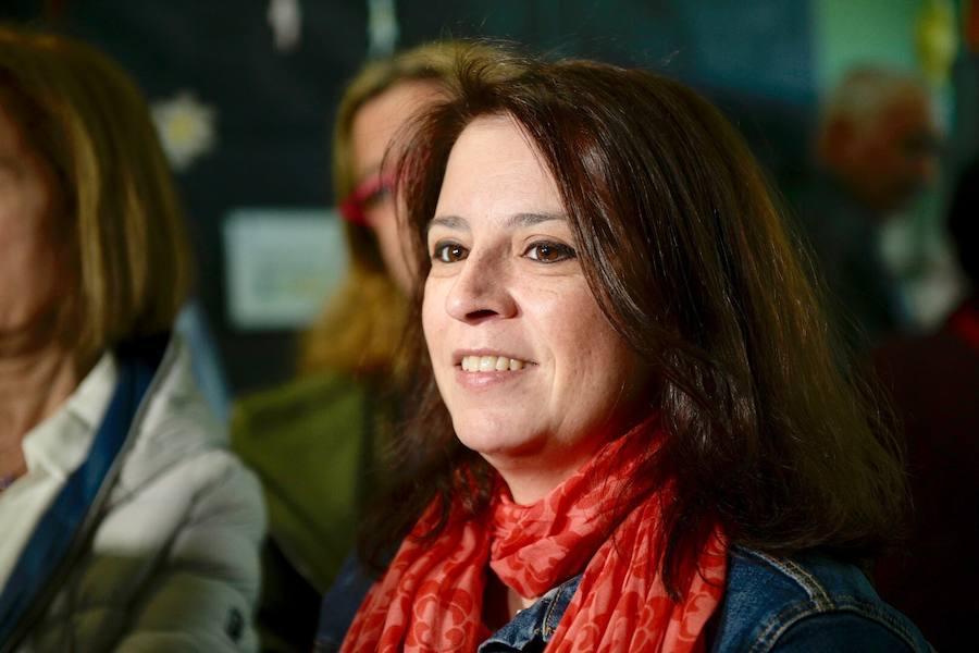Los candidatos al Congreso por Asturias piden una «respuesta masiva» en las urnas