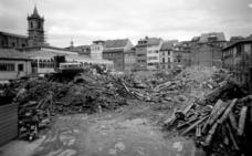 Veinte años de la reconstrucción de El Fontán