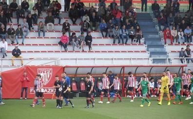 El Sporting B asalta Lezama