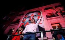 Pedro Sánchez: «Ha ganado el futuro y ha perdido el pasado»