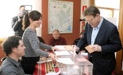 Ximo Puig rentabiliza el tirón del PSOE para retener la Comunidad Valenciana