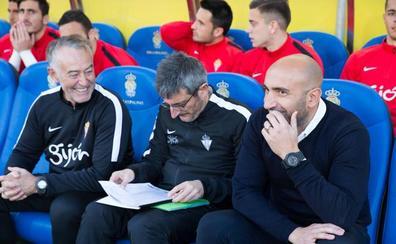 El Sporting gana el pulso judicial a Iñaki Tejada y Gerardo Ruiz, auxiliares de Abelardo